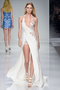 Atelier Versace Couture Spring 2016
