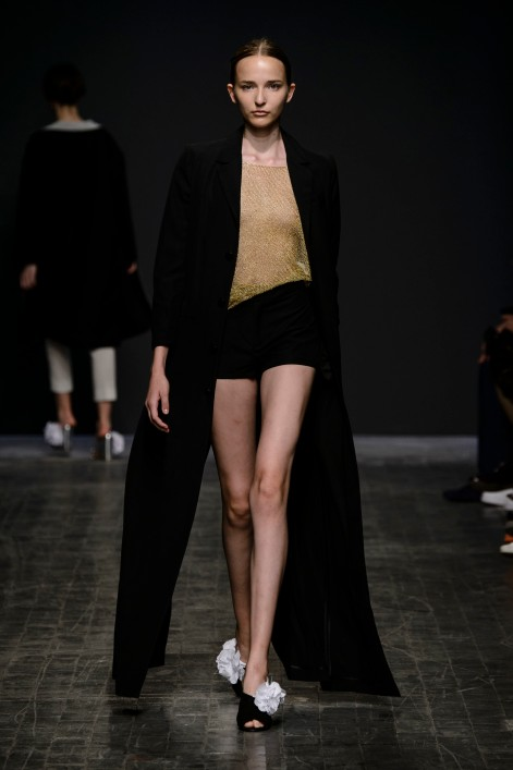 """Designer: Edithmarcel for Alta Roma's,""""Who is On Next?"""" competition (Ph. Luca Latrofa/Salvatore Dragone/Luca Sorrentino)"""