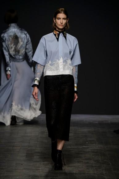 "Designer: Melampo Milano for Alta Roma's, ""Who is On Next?"" competition (Ph. Luca Latrofa/Salvatore Dragone/Luca Sorrentino)"