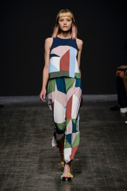"""Designer: Parden's for Alta Roma's, """"Who is On Next?"""" competition (Ph. Luca Latrofa/Salvatore Dragone/Luca Sorrentino)"""