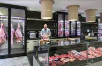 La Grande Épicerie de Paris: the Meat Counter. © Gabriel de la Chapelle