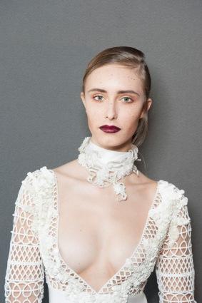 Hussein Bazaza Haute Couture collection for Alta Roma 2016 (ph. Luca Latrofa/Salvatore Dragone/Luca Sorrentino)