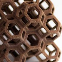 1st 3-D Printed Restaurant Offers Food Pixels From Printer To Plate