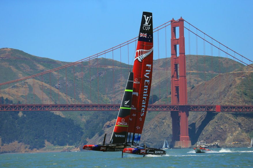 America's Cup San Francisco