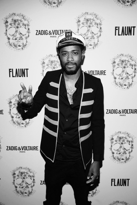 LOS ANGELES, CA - OCTOBER 27: Keith Stanfield attend the Zadig & Voltaire and Flaunt Celebration of The FW16 Collection and The Oh La La Land Issue: Ouest Coast at Zadig & Voltaire on October 27, 2016 in Los Angeles, California. (Photo by Jesse Grant/Getty Images for Flaunt Magazine)