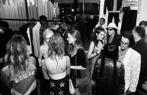 Zadig & Voltaire And Flaunt Celebrate The FW16 Collection And The Oh La La Land Issue: Ouest Coast