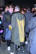Jeremy Scott at the So Milano party in Milan ©The Fashion Plate 2017 (photo by Lola Montanaro)