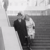 In 1971 BBC Sent A Female Journalist To Pinch Men's Butts For 'Equality'. Watch What Happens.