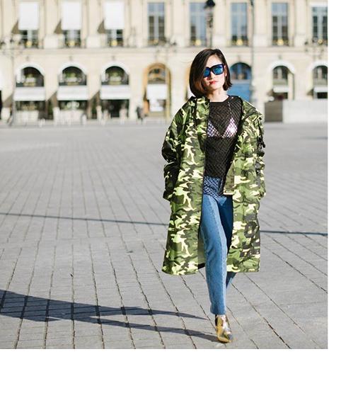 Photo: Paris Fashion Week www.modeaparis.com