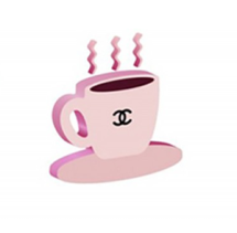 Ready for the Brasserie? Use the coffee emoji.