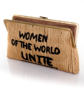 WOMEN UNITE CLUTCHME ($220)