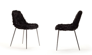 Mammamia Fur Chair