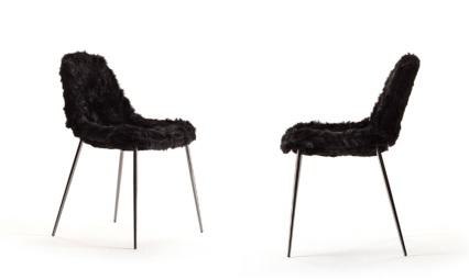 Mammamia Fur Chair