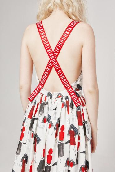 Annakiki dress €414.5 (Spring 2017 )
