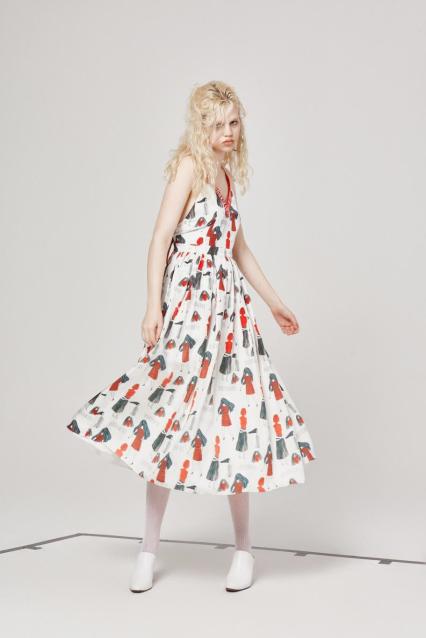 Annakiki dress €414.50 (Spring 2017)