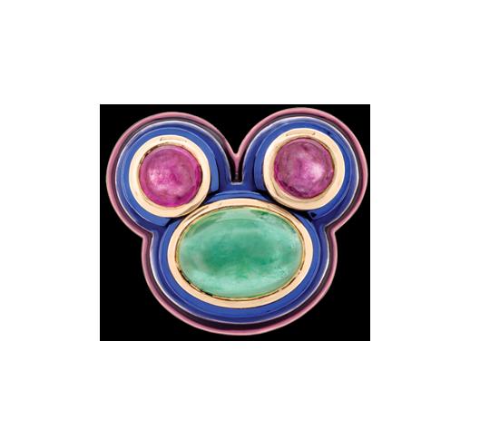 "The ""Mickey"" ring | ©Solange courtesy photo"