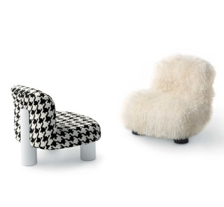 Botolo Chair by Arflex