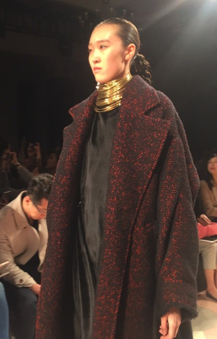 Damir Doma Fall 2017 collection (The Fashion Plate by @madslyngeg)