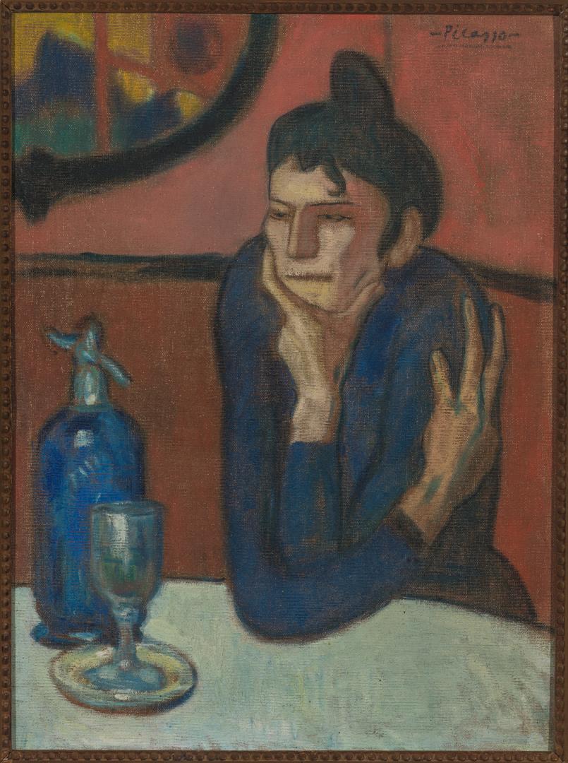 Artist work: Picasso   courtesy photo Foundation Louis Vuitton
