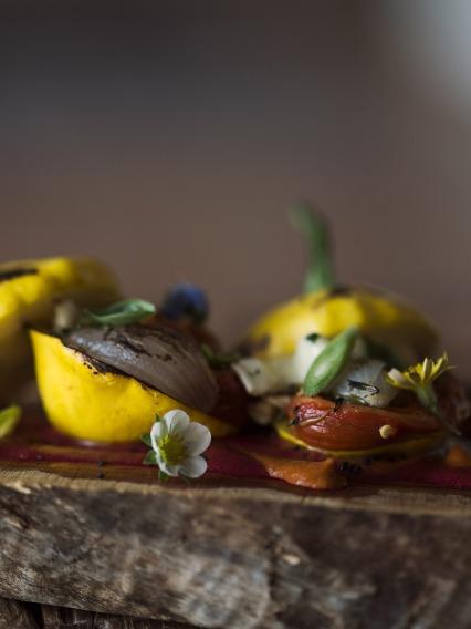 Food | photo courtesy ©La Granja