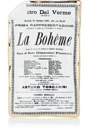 "Fornasetti ""Locandina La Bohème Porcelain Tray"" $178"