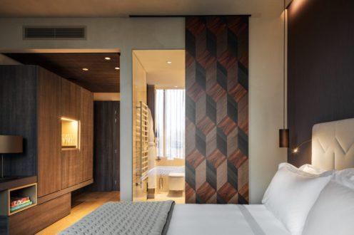 Hotel Viu Milano guest room