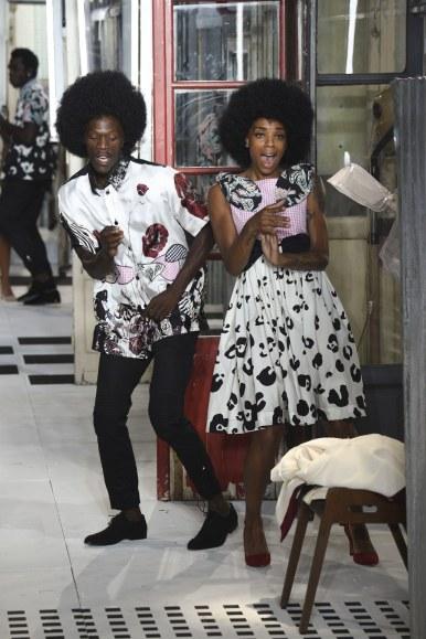 Antonio Marras at Milan Fashion Week | ©The Fashion Plate, Lola Montanaro