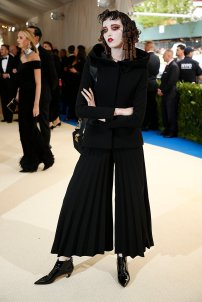 Grace Hartzel in Dior