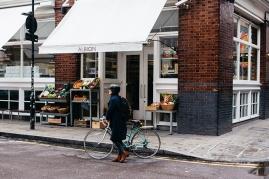The Albion Café, London