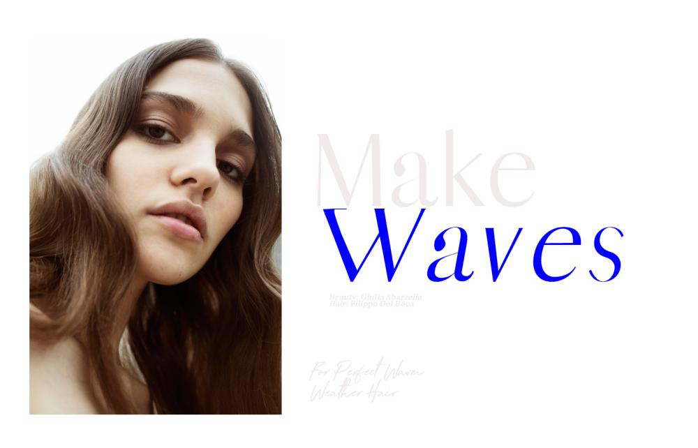 makes waves