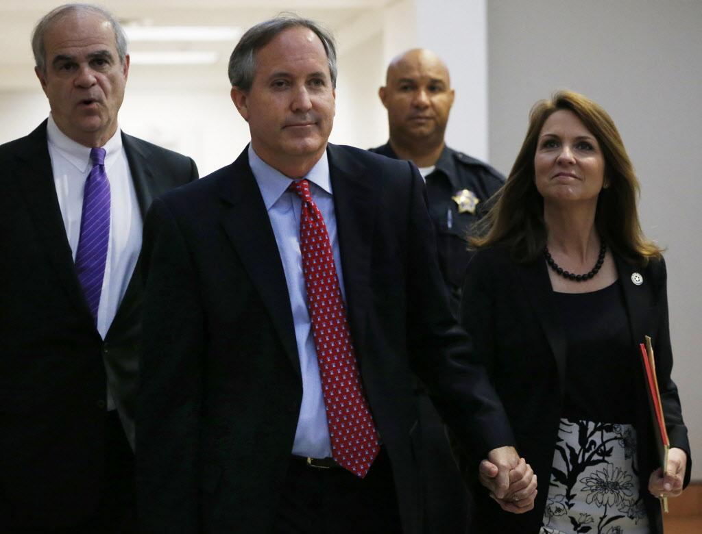 Attorney General, Ken Paxton