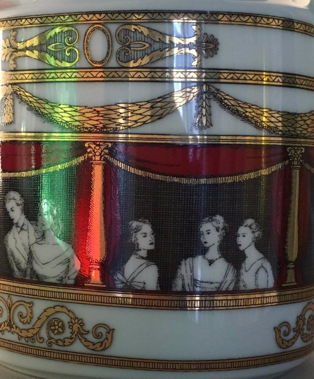 """Details: The new Fornasetti """"Don Giovanni"""" collection"""