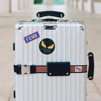 The Fendi x Rimowa Collaboration Is Luxury Luggage Travel Goals.