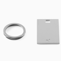 THE KEY RING by Le Gramme in Polished Sterling Silver