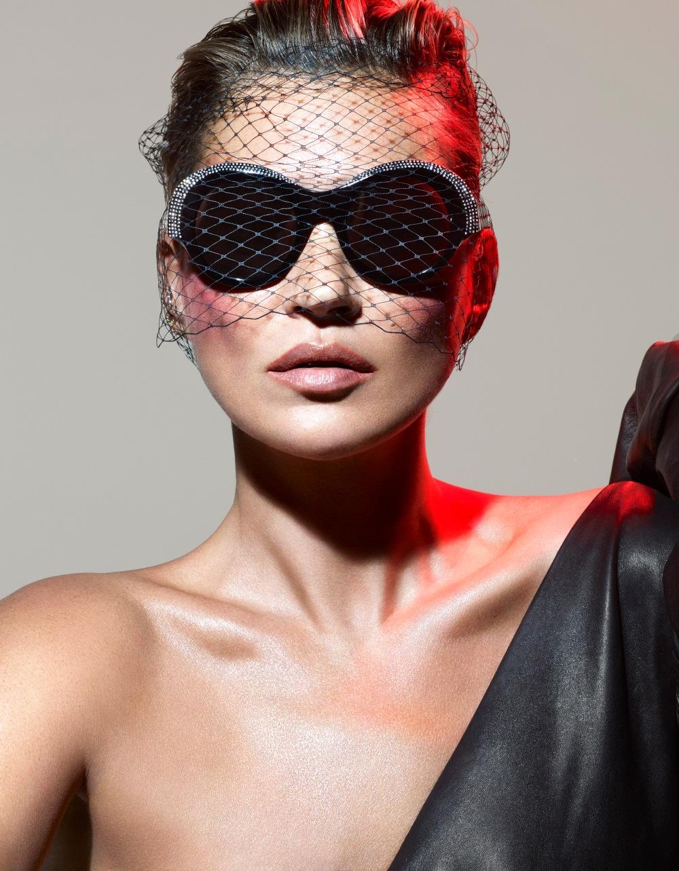 Alain Mikli x Alexandre Vauthier - Kate Moss - Roselyne