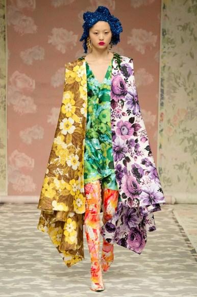 Richard Quinn // Fall Winter/ Winter 2018-19 Womenswear