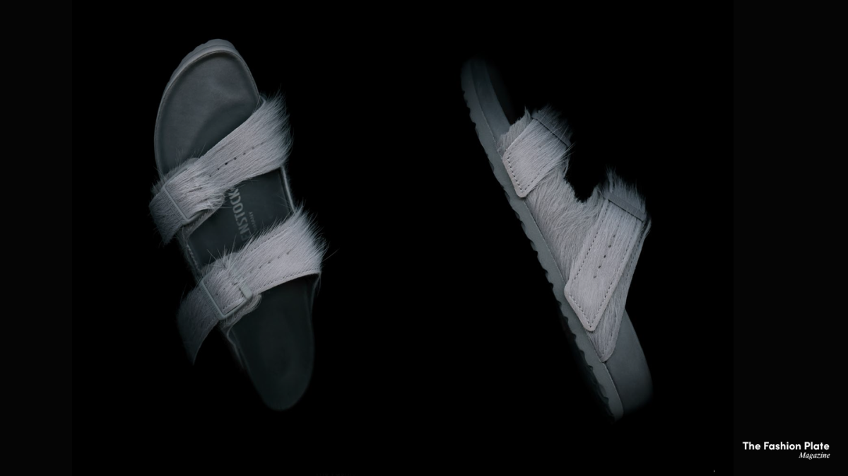 Rick Owens Is The Only Designer Alive That Could Make Birkenstock Look This Cool.