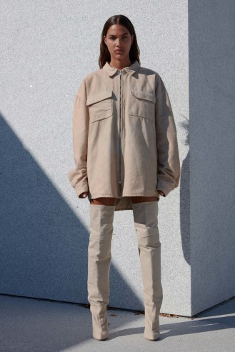 Yeezy Spring 2017 Ready-to-Wear