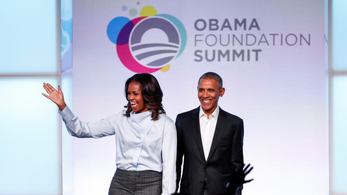 Obama Foundation Selects Fellowship Winners From Shortlist.