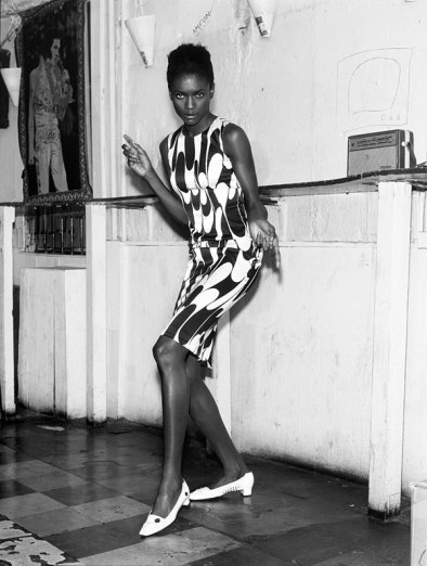 Malik Sidibé fashion photography (1960s)