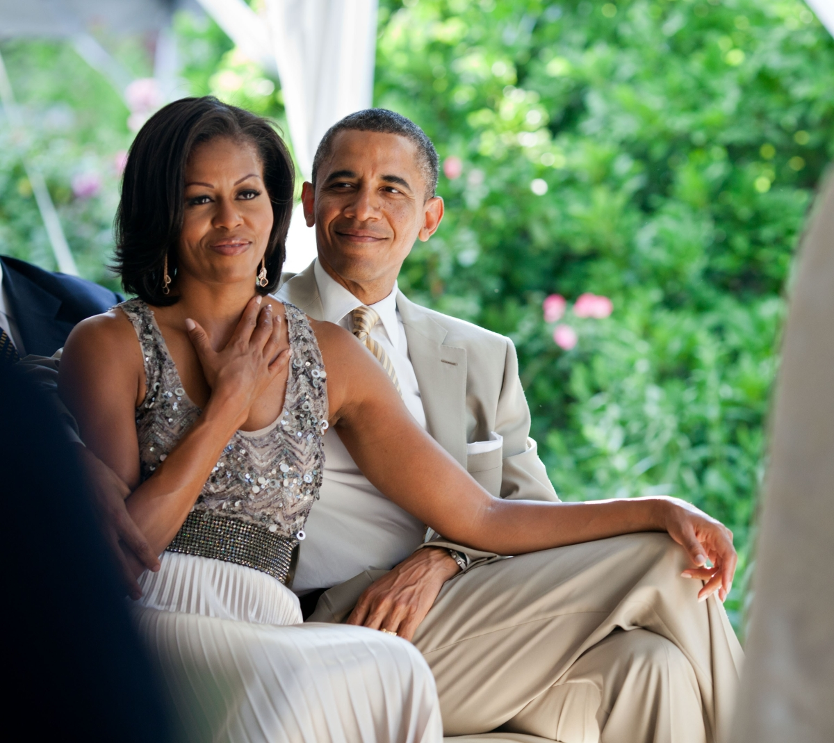 Get Ready To 'Netflix And Chill' With Shows Produced By Michelle And Barack Obama.