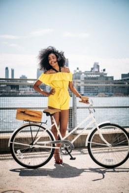 Summer bike style