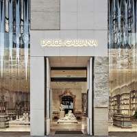 Look Inside Dolce & Gabbana's Theatrical New Boutique In Miami's Design District.