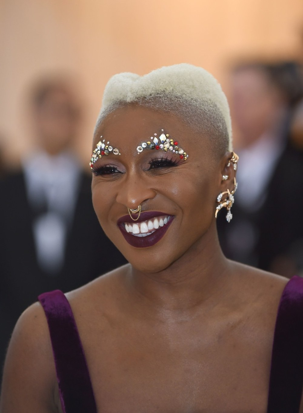 Cynthia Erivo (Photo Hector Retamal)