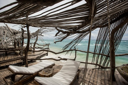 Azulik, a sustainable Luxury Eco retreat located in Tulum, Mexico