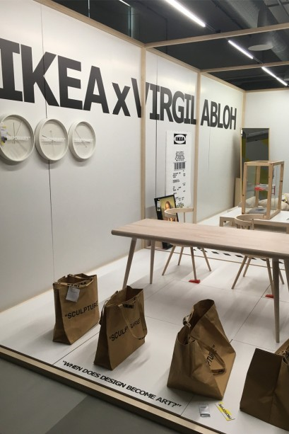 Off-White x Ikea by Virgil Abloh