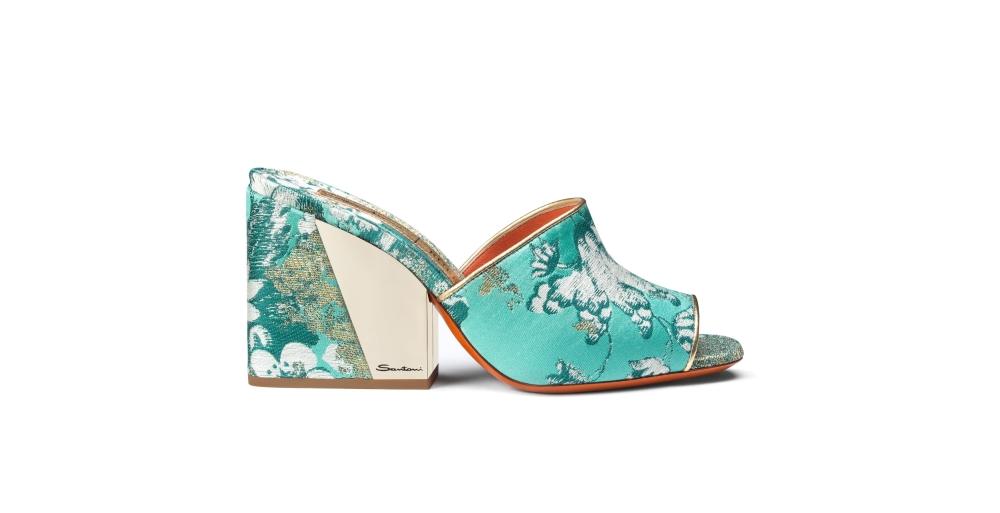 3_Santoni SS19 pre_Degas_mule sandal_blue tiffany and slate