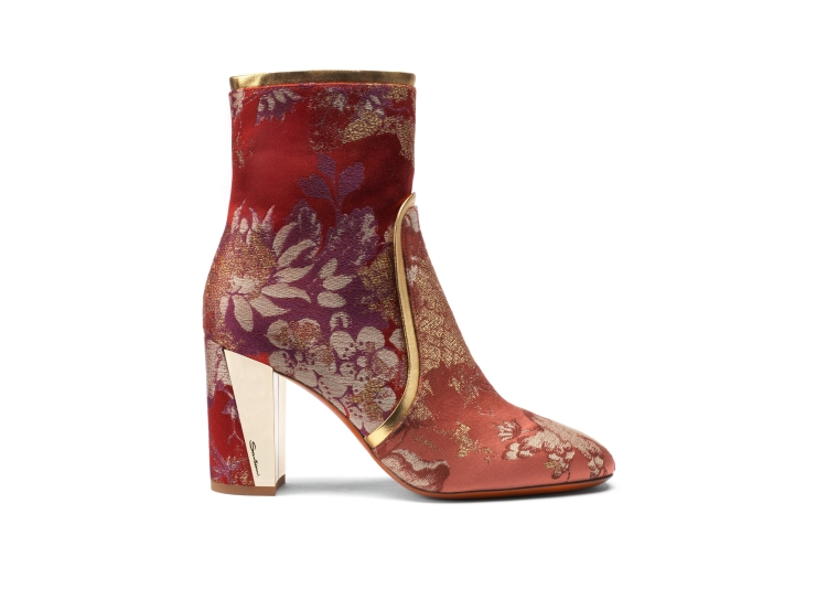 4_Santoni SS19 pre_Degas_bootie_red and coral