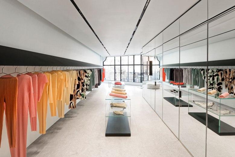 Issey Miyake London_First_Floor