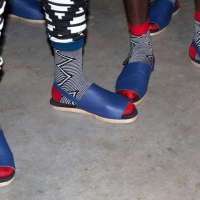 The Happy Socks Trend Returns. Here's How To Wear Them.